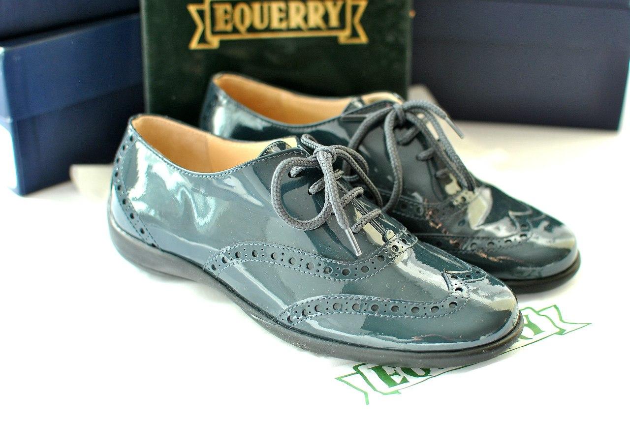 Фото 3: Нарядные туфли Equerry для девочек