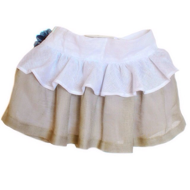 Фото 2: Модная юбка byblos для девочек