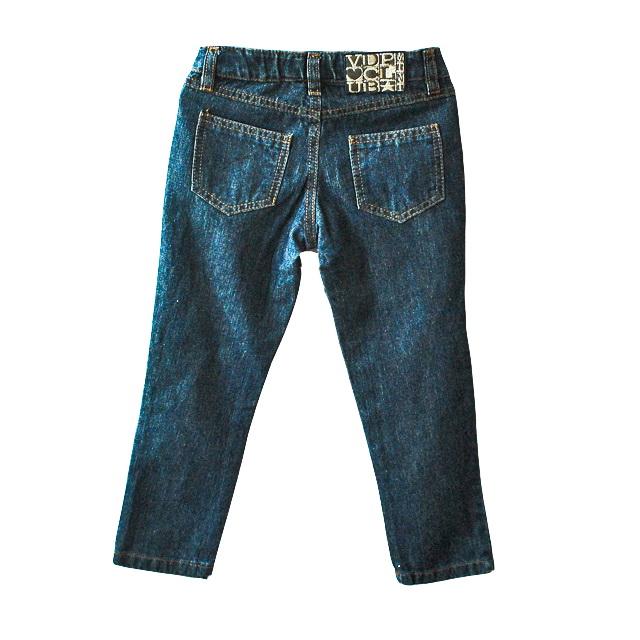 Фото 2: Классические джинсы VDP Mini Club