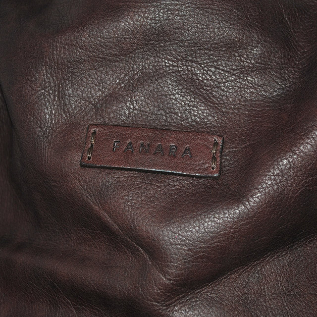 Оригинальная сумка из кожи теленка. Насыщено-бургундский цвет. Сделано в Италии. Фото 3