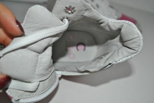Фото 3: Кроссовки Ciao Bimbi для девочек