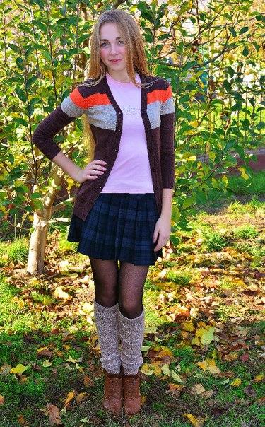 Фото 2: Модная юбка для девочек TO BE TOO