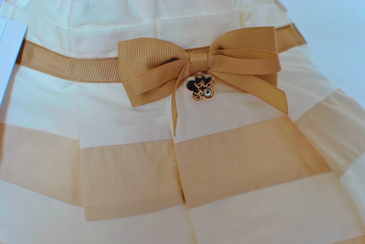 Фото 4: Модная юбка byblos для девочек