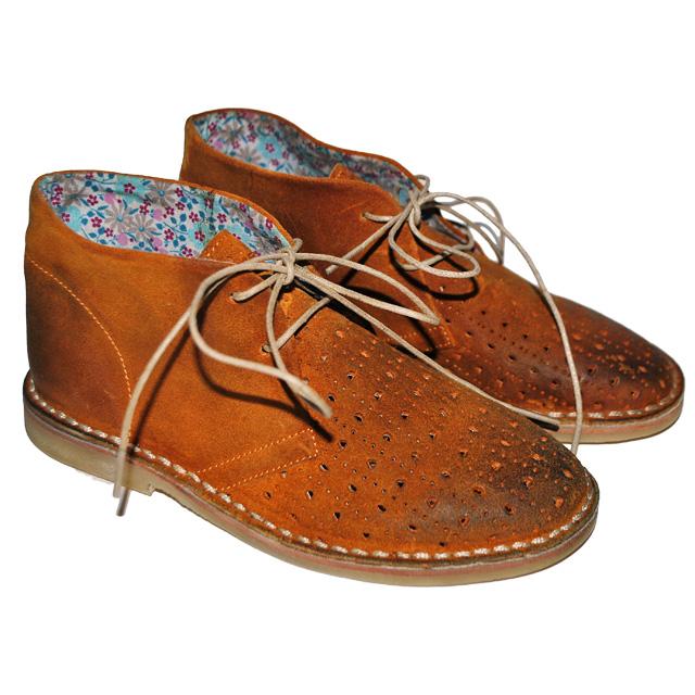 Фото 1: Кожаные итальянские ботинки Jarrett