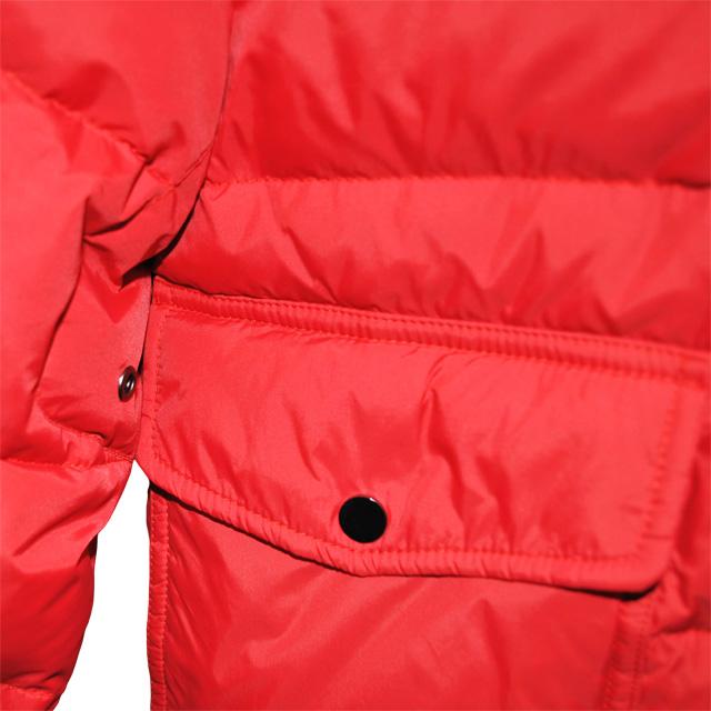 Фото 2: Красный пуховик Аdd для мальчиков