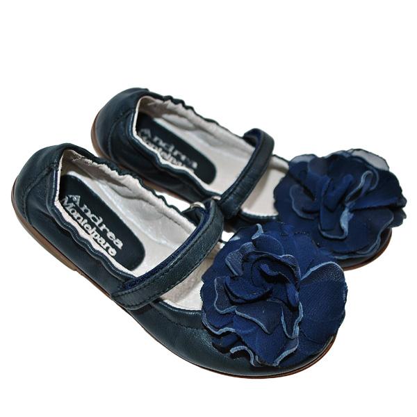 Фото 2: Черные туфли Andrea Montelpare с бантиком