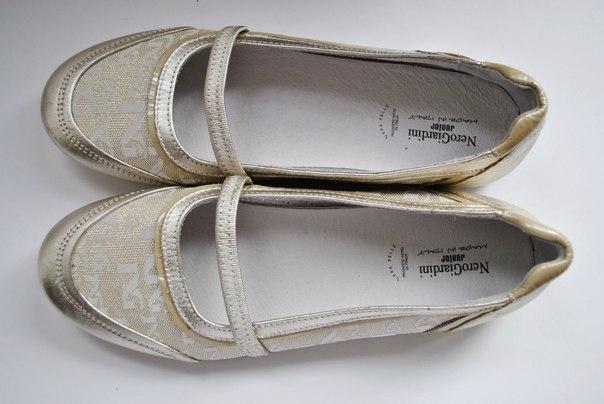 Фото 2: Итальянские туфли Nero Giardini для девочек