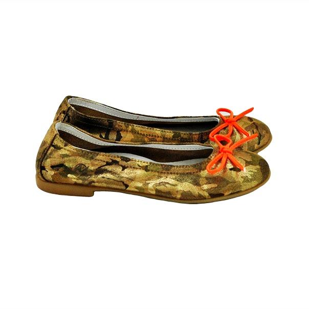 Фото 3: Туфли для девочек Naturino