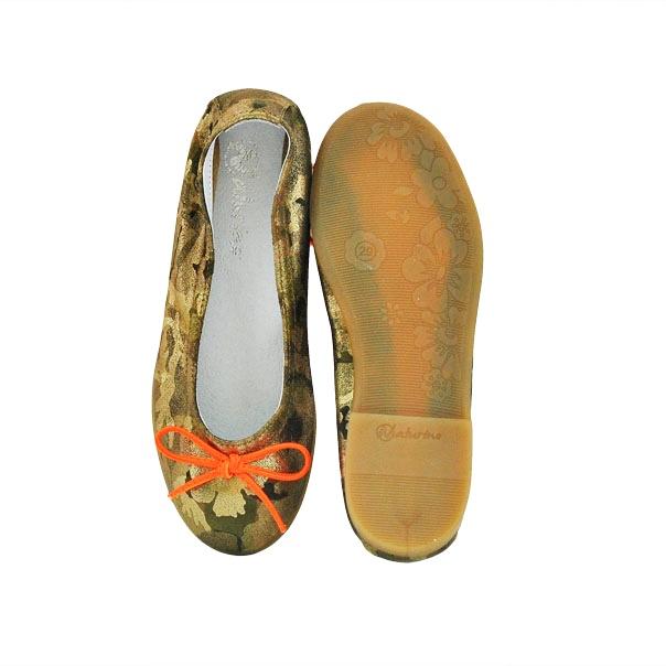 Фото 5: Туфли для девочек Naturino
