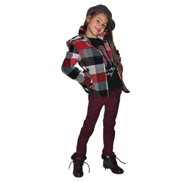 Зимние ботинки для девочек Pinocchio. Фото: 3