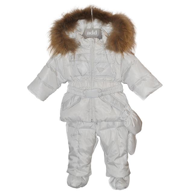 Фото 1: Пуховик 313 для малышей утеплитель пух