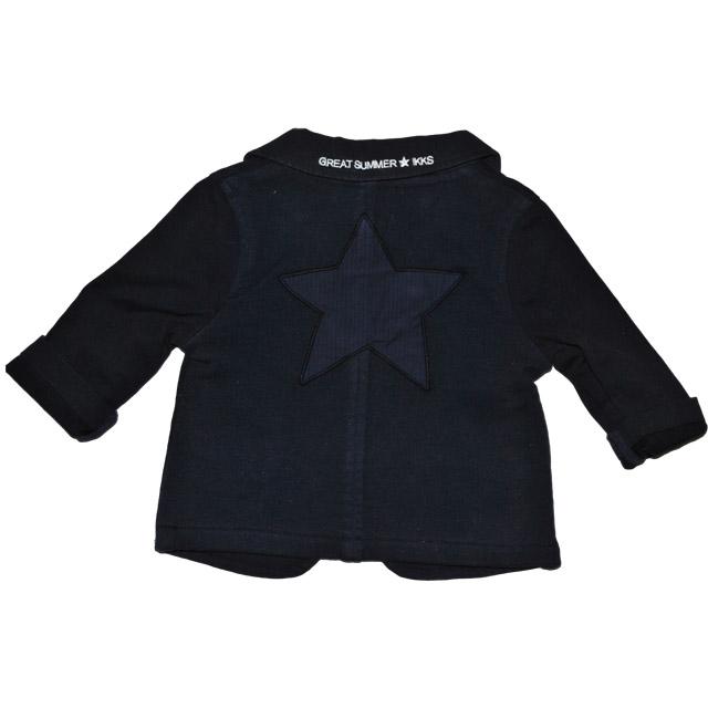 Фото 2: Детский синий пиджак для маленьких детей