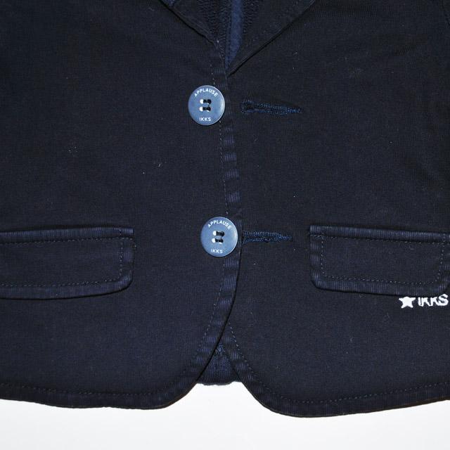 Фото 3: Детский синий пиджак для маленьких детей