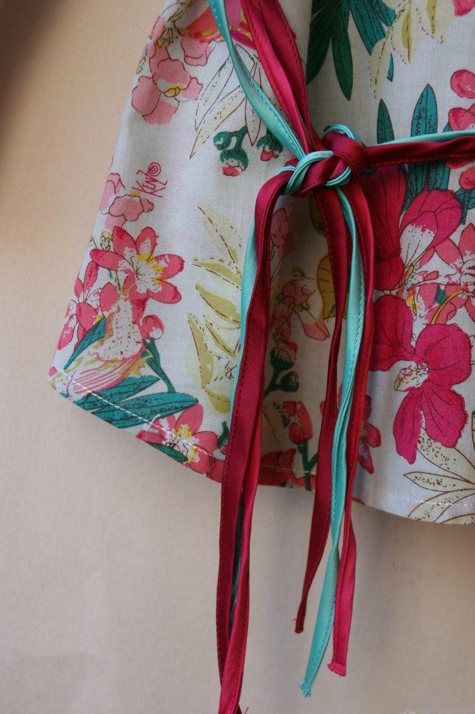 Фото 4: Туника Kenzo для детей - ярких цветов