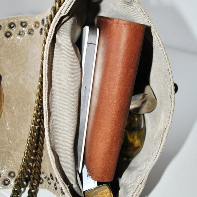 Фото кожаной женской сумки