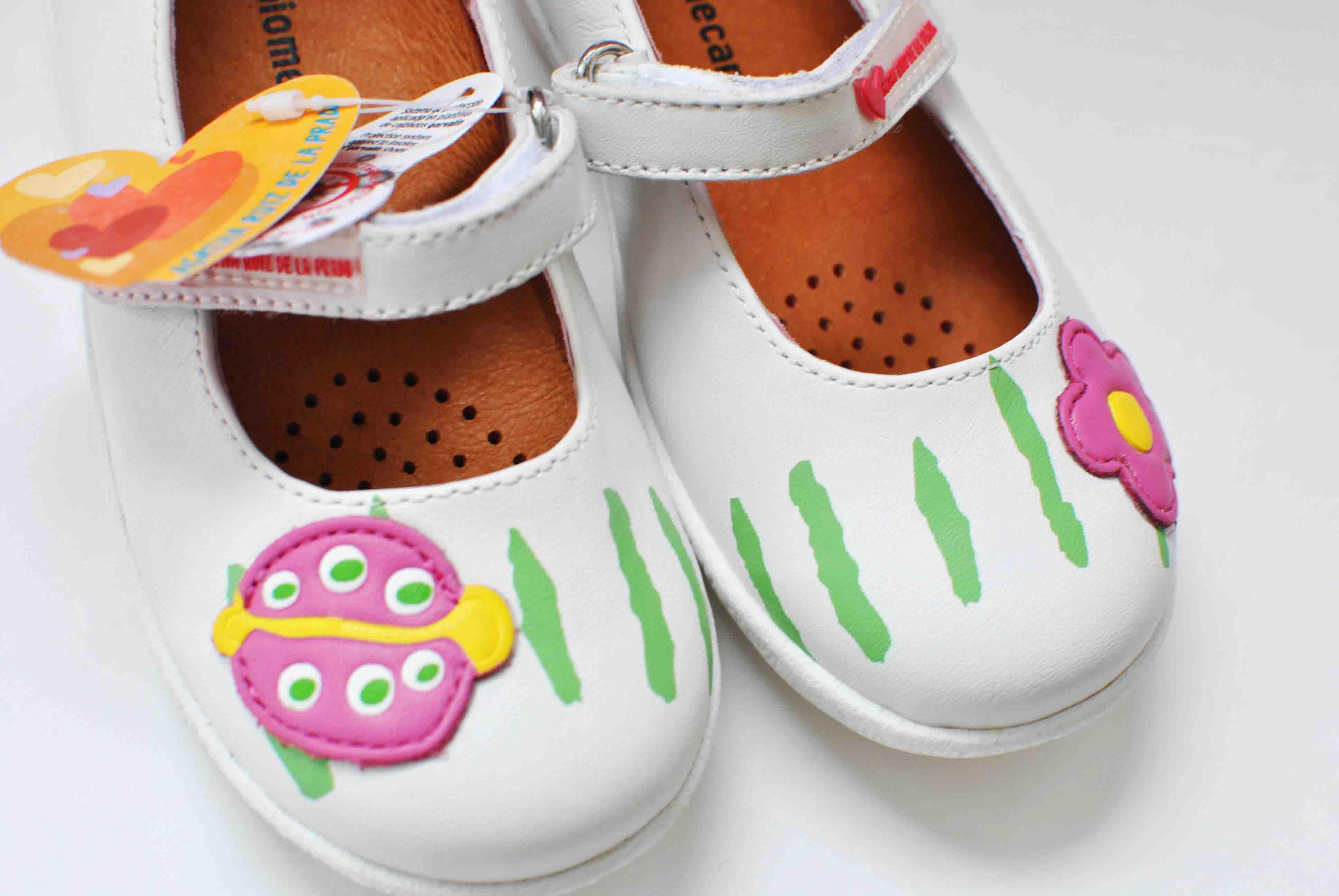Фото 3: Стильные туфли Agatha Ruiz для малышей