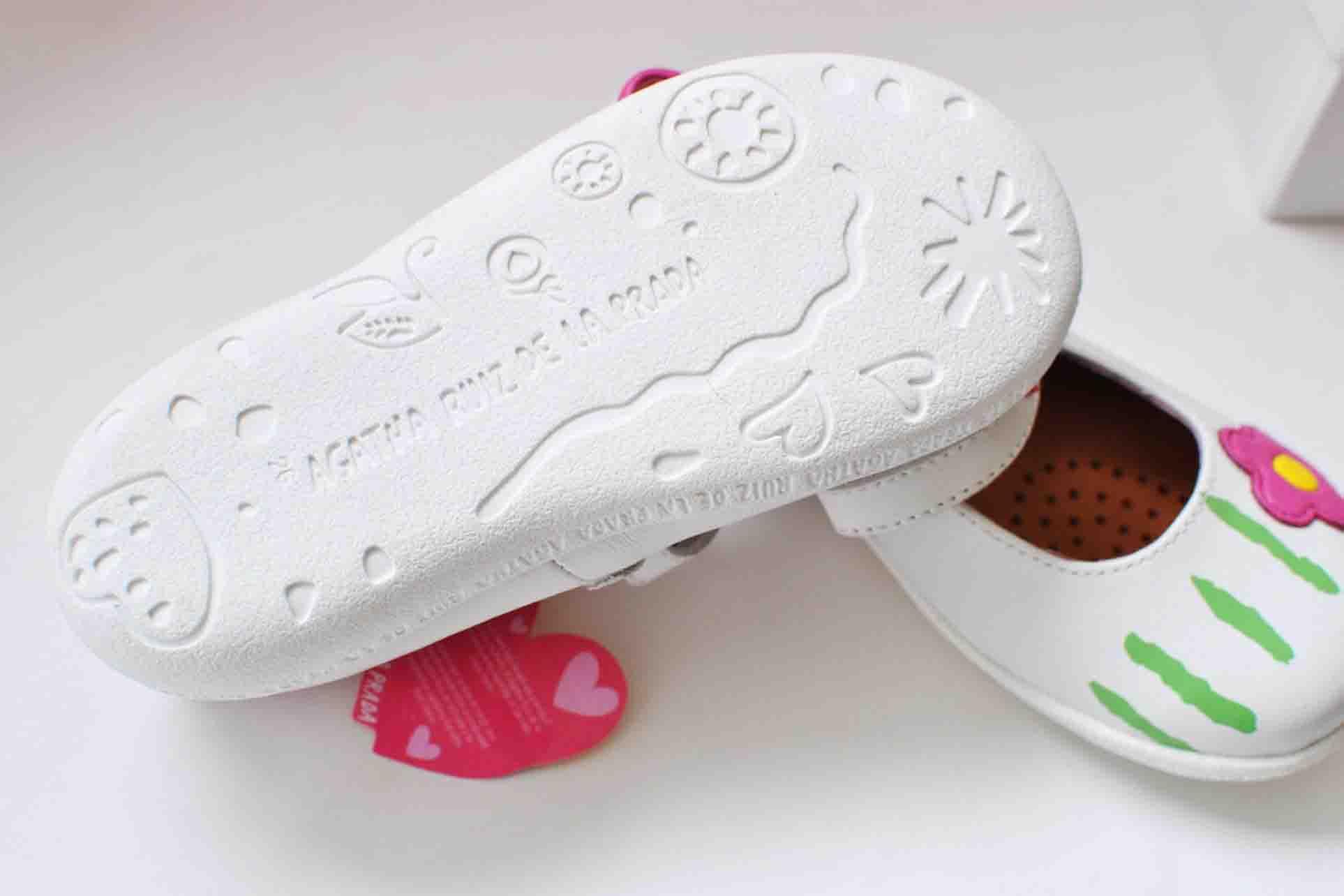 Фото 4: Стильные туфли Agatha Ruiz для малышей