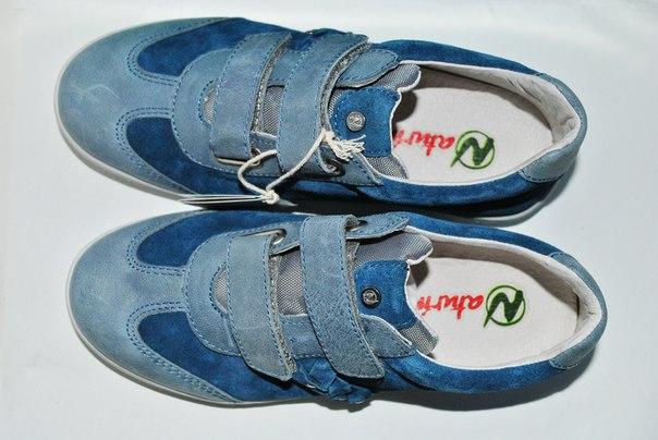 Фото 2: Итальянские кроссовки Naturino для девочек