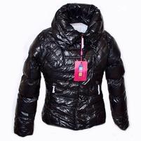 Фото 1: Короткая куртка Ativo черного цвета лакированная