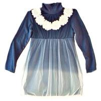 Фото 1: Детское нарядное платье Sisley