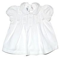 Фото 2: Белое платье для детей 3 мес.
