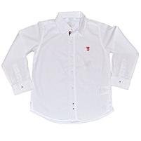 Фото 1: Классическая белая рубашка Jacadi