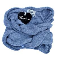 Фото 1: Модный серый шарф Gaialuna