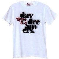 Фото 1: Белая футболка для мальчиков Type A-1