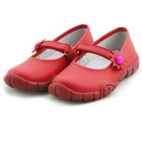 Детские туфли Naturino красного цвета. Фото: 3