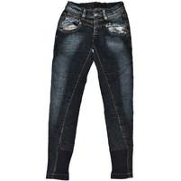 Фото 1: Зауженные джинсы Sisley для девочек