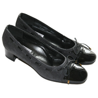 Туфли VALLEVERDE. Темно-синего цвета. Фото: 1