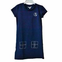 Фото 1: Синие детское платье Little Mark Jacobs