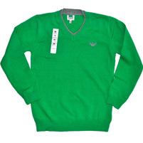 Фото 1: детский пуловер