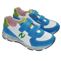 Очень легкие кроссовки Naturino на липучках. Фото: 1
