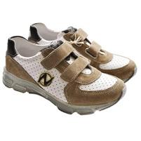Легкие кроссовки Naturino на липучках. Фото: 1