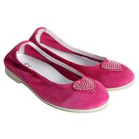 Туфельки Naturino с украшением в виде сердечка. Фото: 1