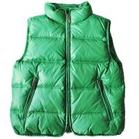 Фото 2: Пуховой жилет Аdd зеленого цвета