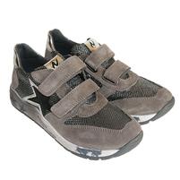 Яркие кроссовки с рисунком на боковине. Фото: 1