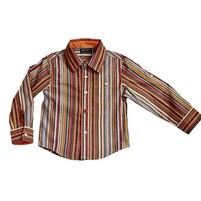 Фото 1: Рубашка в полоску Geox
