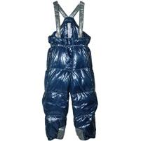Фото 1: Детский полукомбинезон синего цвета