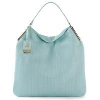 Женская сумка выполнена из натуральной кожи теленка (питона). Удобная вместительная модель, представлена в 2-х цветах бирюзовый, светло-кофейный. натуральная кожа теленка, натуральная кожа питона. Фото 1