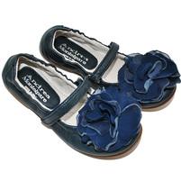 Фото 1: Черные туфли Andrea Montelpare для девочек