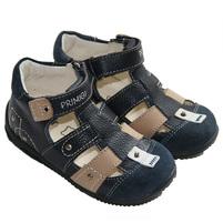 Туфли Primigi темно-синего цвета. Фото: 1