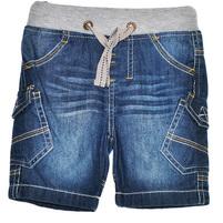 Синие шорты. Состав: 100% Cotton. Фото: 1