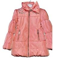 Фото 1: Нежно розовое пальто Monsoon с декоративными украшениями